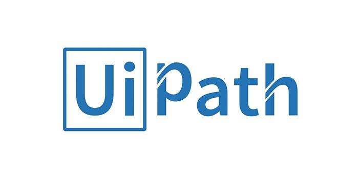 U I Path logo